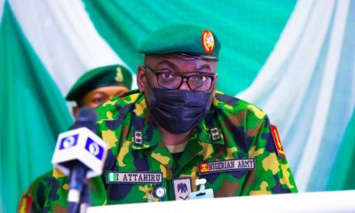 Hold Buratai, Ihejirika, Others Responsible For Arms Purchase, Attahiru Tells Reps