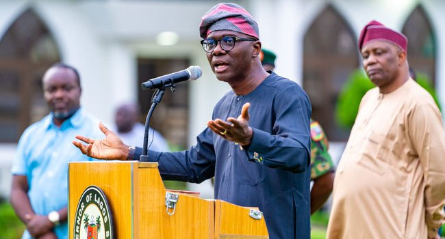 'There Is No Need For Amotekun In Lagos State Now' – Gov Sanwo-Olu