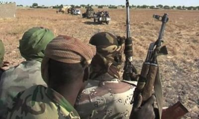 Soldiers Feared Killed As Bandits Attack Military Base In Katsina