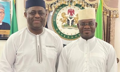 What Yahaya Bello, Fani-Kayode Discussed With Northern Food Dealers