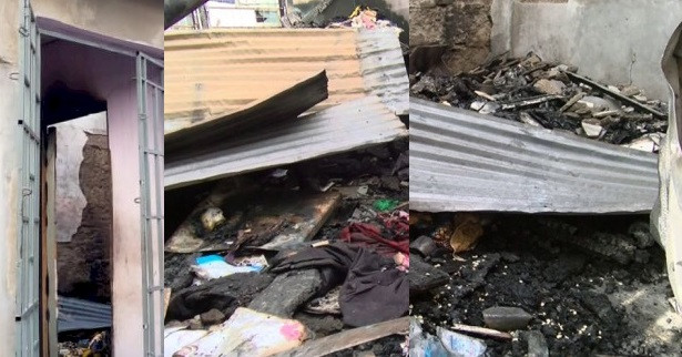 Man Burns To Death 11-Year-Old Stepson Over Feud With Lover – [Photos]