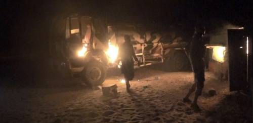 Nigerian Soldiers Flee As Boko Haram Takes Over Military Base In Borno