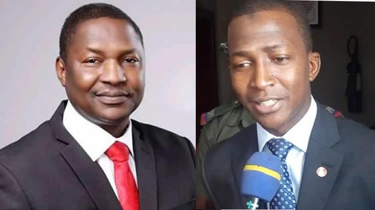 I'm Not Related To EFCC Boss Bawa - Malami