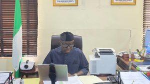 Minister of Industry, Trade and Investment, Otunba Niyi Adebayo