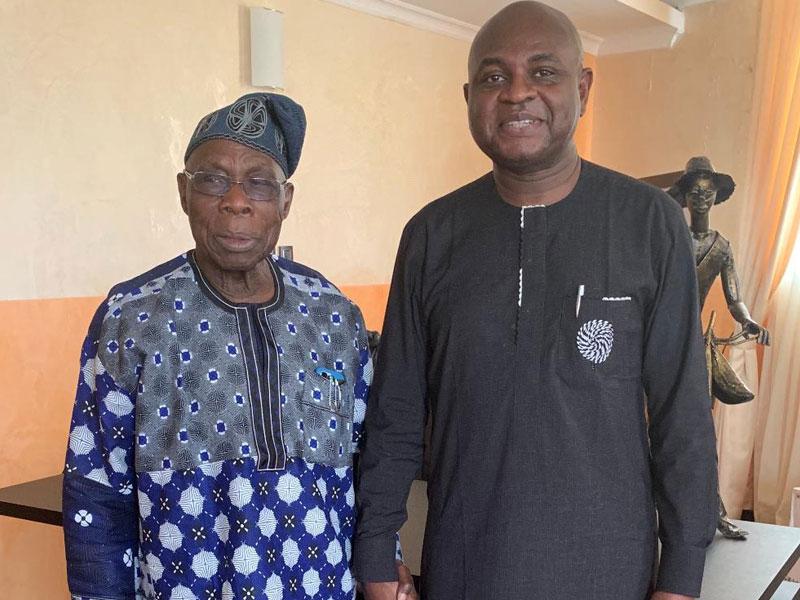 Why Obasanjo Is Nigeria's Best President - Moghalu