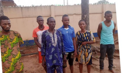Family Members Arrested For Kidnapping In Ogun