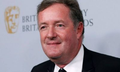 Piers Morgan Reacts After Leaving Good Morning Britain Show