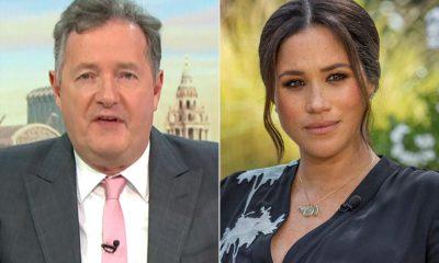 Meghan Markel Files Complaint Against Piers Morgan