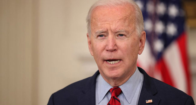 My Plan Is To Run For Reelection In 2024 - Biden