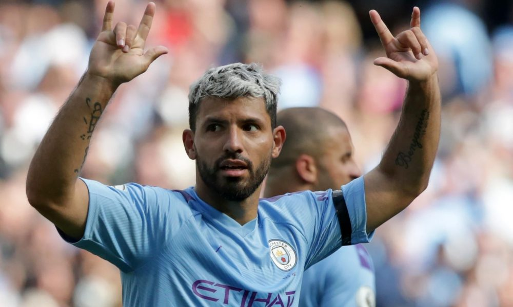 Sergio Aguero Announces Manchester City Exit