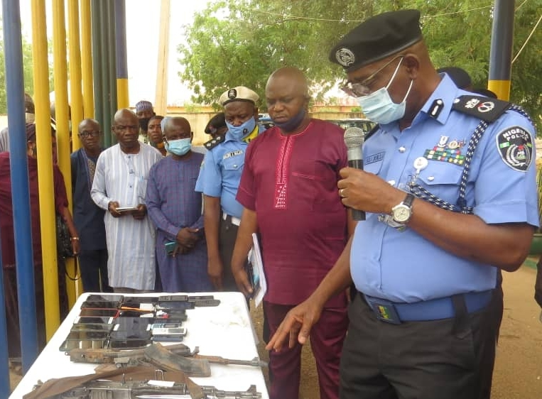 Police Arrests 17 Kidnap, Robbery Suspects In Sokoto