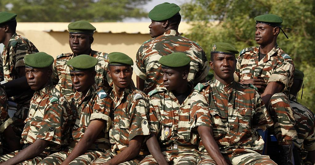 """Soldiers arrested in Niger after an """"attempted coup"""" on Tuesday night and Wednesday"""