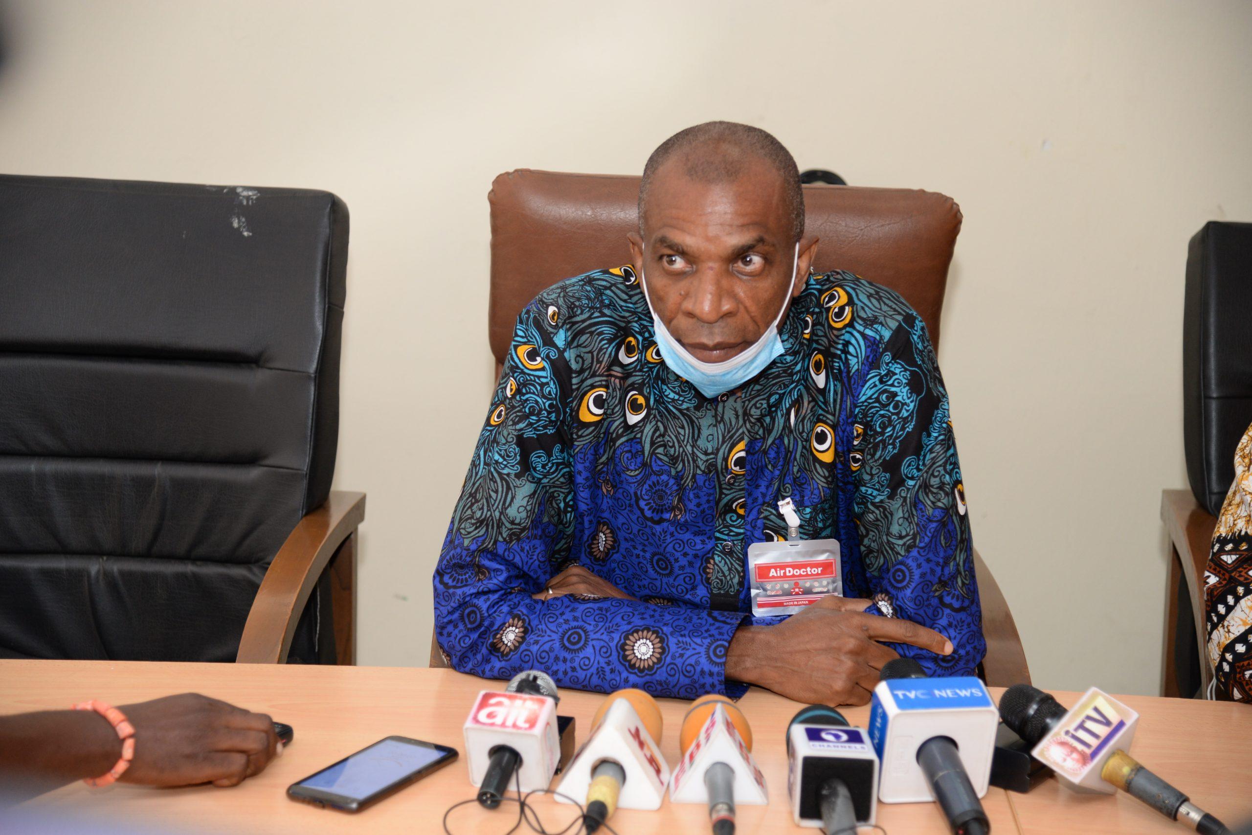 Edo: PDP Recalls Suspended Chairman, Tony Aziegbemi