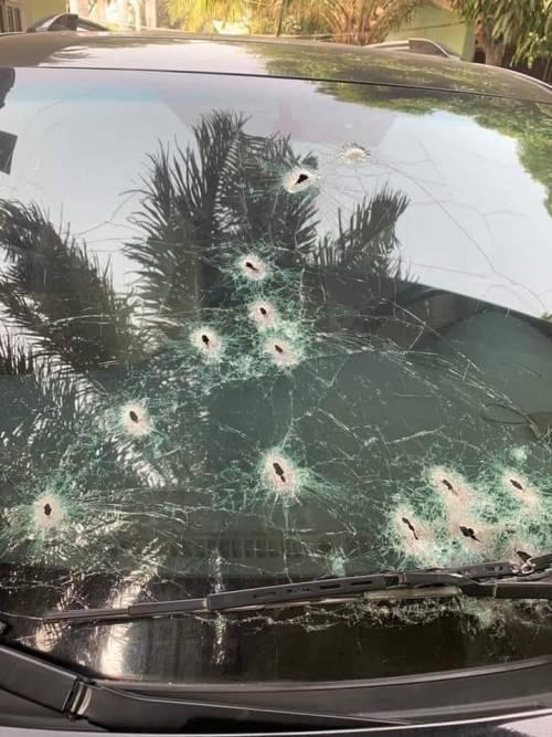 Gunmen Attack Emir of Birnin-Gwari, Zubairu Maigwari II (Photos)