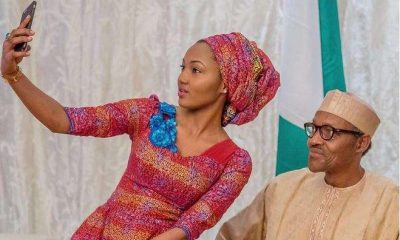 Buhari's Daughter Threatens Sowore's Sahara Reporters [See Details]