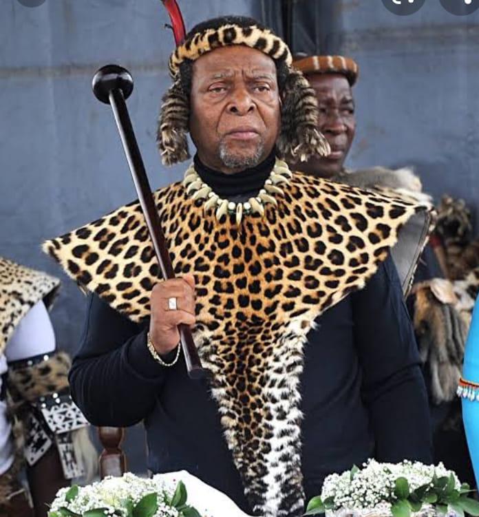 Zulu King, Goodwill Zwelithini is dead