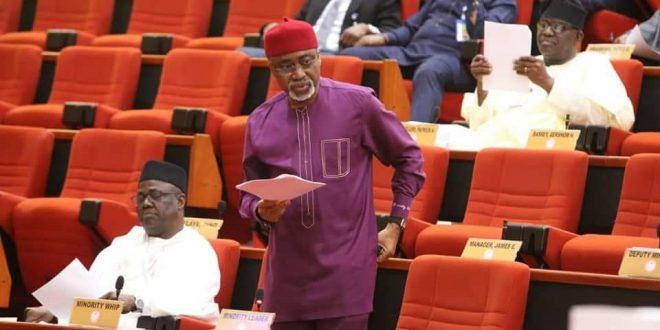 How Orji Uzor Kalu Disgraced Me In Public - Senator Abaribe