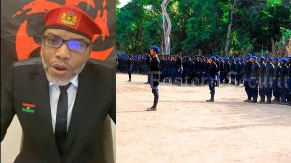 MASSOB Leader Blasts IPOB's ESN, Embraces Ebubeagu For Southeast