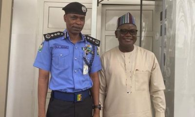 Police Speaks On IGP Adamu's Meeting With Ortom