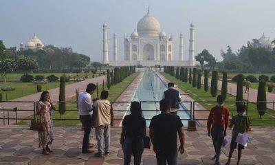 Bomb Scare Forces India To Shut Down Popular Taj Mahal