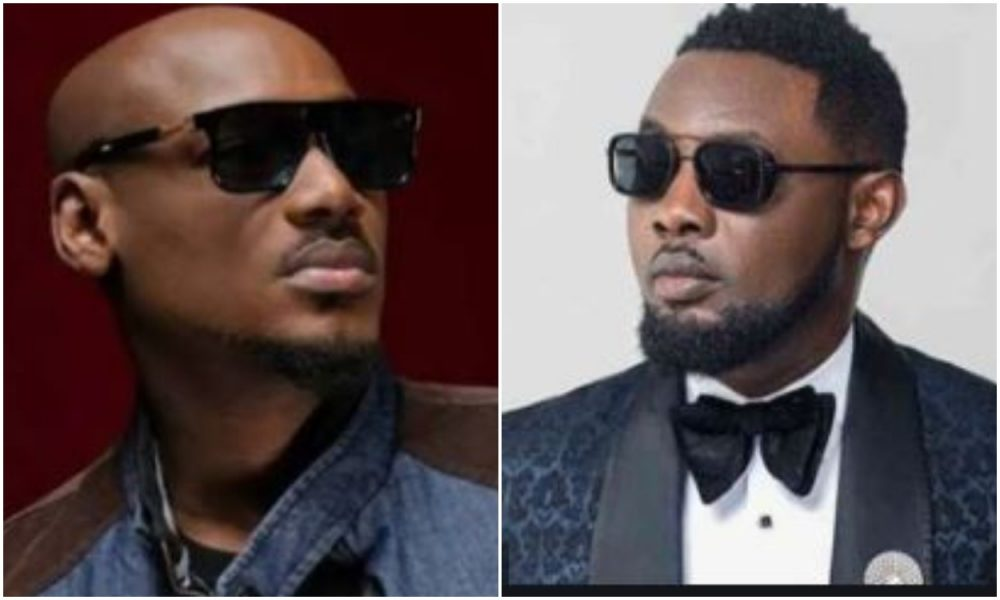 Tu Face Idibia Joins AY Comedian, Others To Celebrate Hardworking Disabled Man On His Birthday