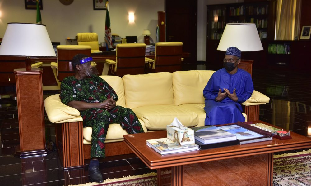 Details Of What Adeboye And El-Rufai Discussed In Kaduna Emerges