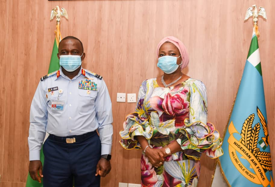 Chief Of Air Staff Blows Hot, Says Terrorists Will Be Brought To Their Knees