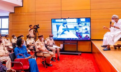 Defend All Nigerian Prisons At All Cost, Aregbesola Tells NCS Commanders