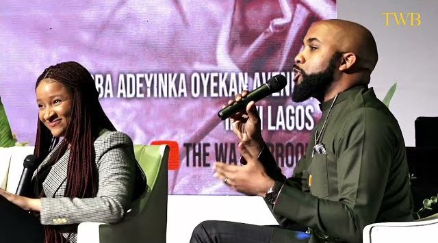Banky W, Adesua Open Up On Losing Set Of Twins [Video]