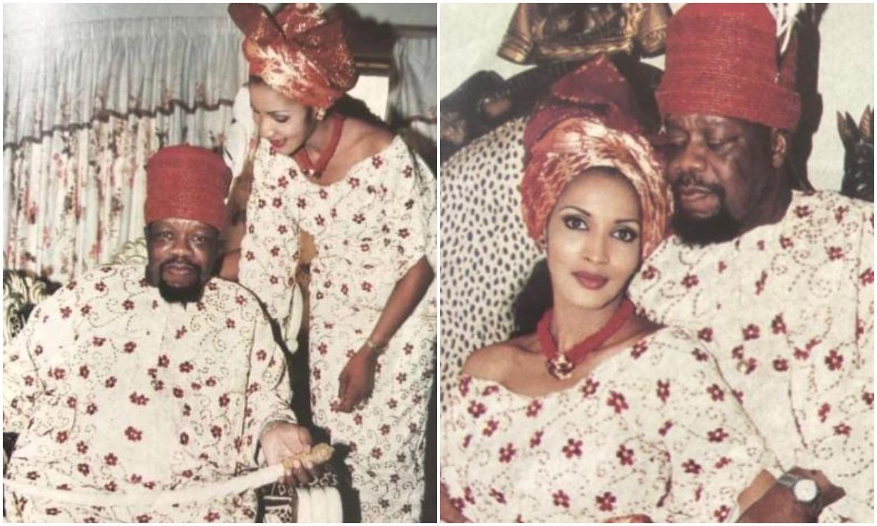 Bianca and C. Odumegwu -Ojukwu