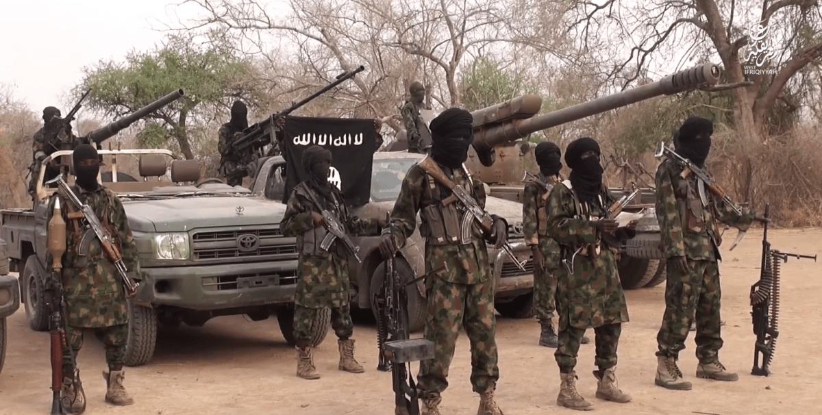 Boko Haram Terrorists Train Bandits In Anti-aircraft Gun Use