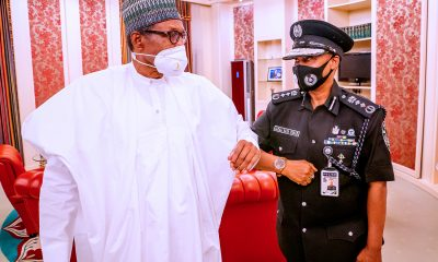 What Buhari Told IGP Baba To Do About Rising Insecurity