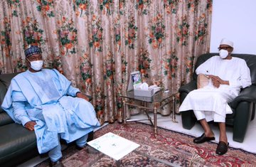 Insecurity: Details Of Buhari's Meeting With Zulum Emerge