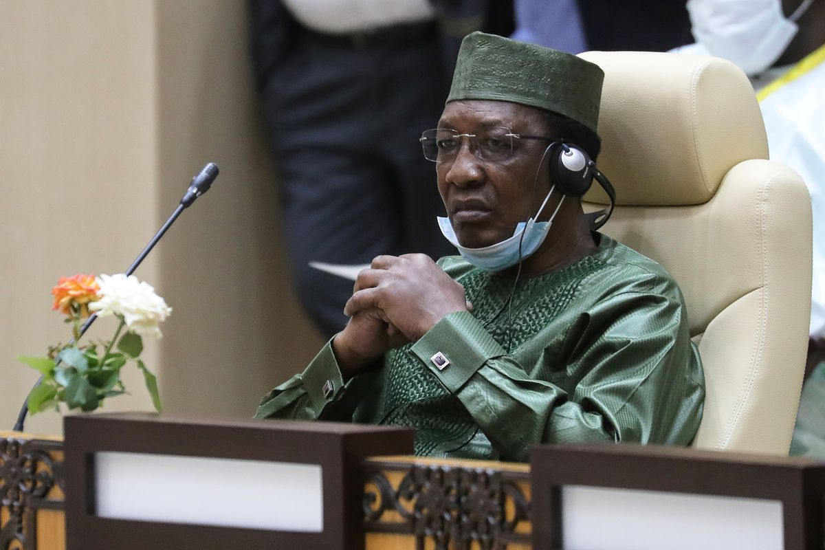 Chad Rebels Threatens To Attack N'Djamena 48 Hours After Deby's Burial