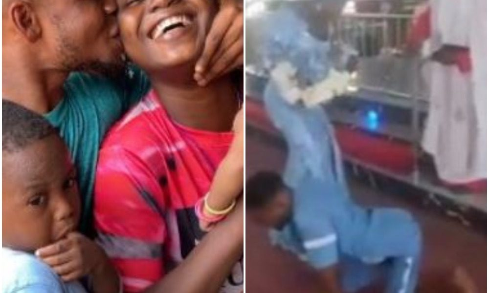 Viral Disabled Nigerian Man And His Wife Share Their Amazing Love Story |Video