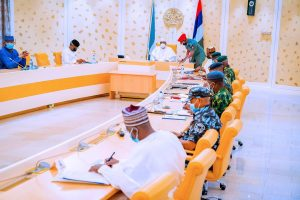 Buhari Presides Over Emergency Security Meeting