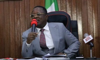Umahi Reveals Cause Of Insecurity In Nigeria
