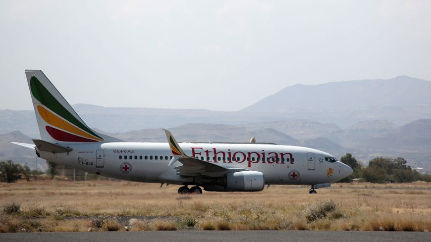 In Zambia, an Ethiopian Airlines plane lands on the runway of an airport under construction 15km from its arrival airport.