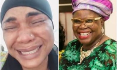 Iyabo Ojo remembers Mom