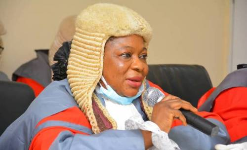 Governor Sule Swears In First Nasarawa Female Chief Judge