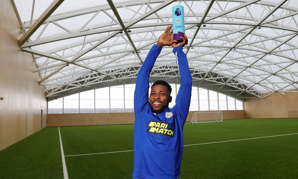 Premier League: Iheanacho Wins Player Of The Month Award