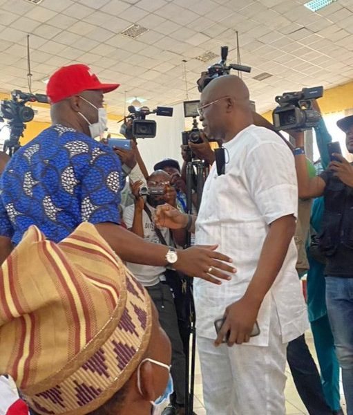 Fayose's 'Quiet But Deadly' Comment Wicked, Malicious – Makinde