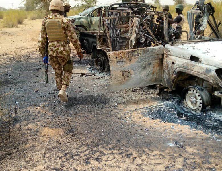 Nigerian Army Confirms Killing Of Several Boko Haram Commanders (Full List)