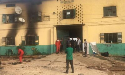 Imo Prison Attack: NCoS Reveals Number Of Inmates Still At Large