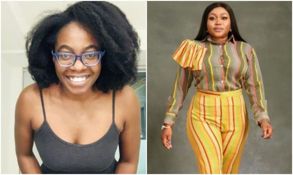 Stop Being Bitter – Media Personality, Shade Ladipo Drags Ruth Kadiri For Lamenting About Being Subbed At Eko Films and TV awards
