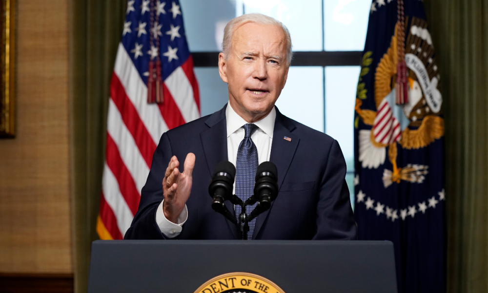 "Afghanistan: Joe Biden Ends ""America's Longest War"""