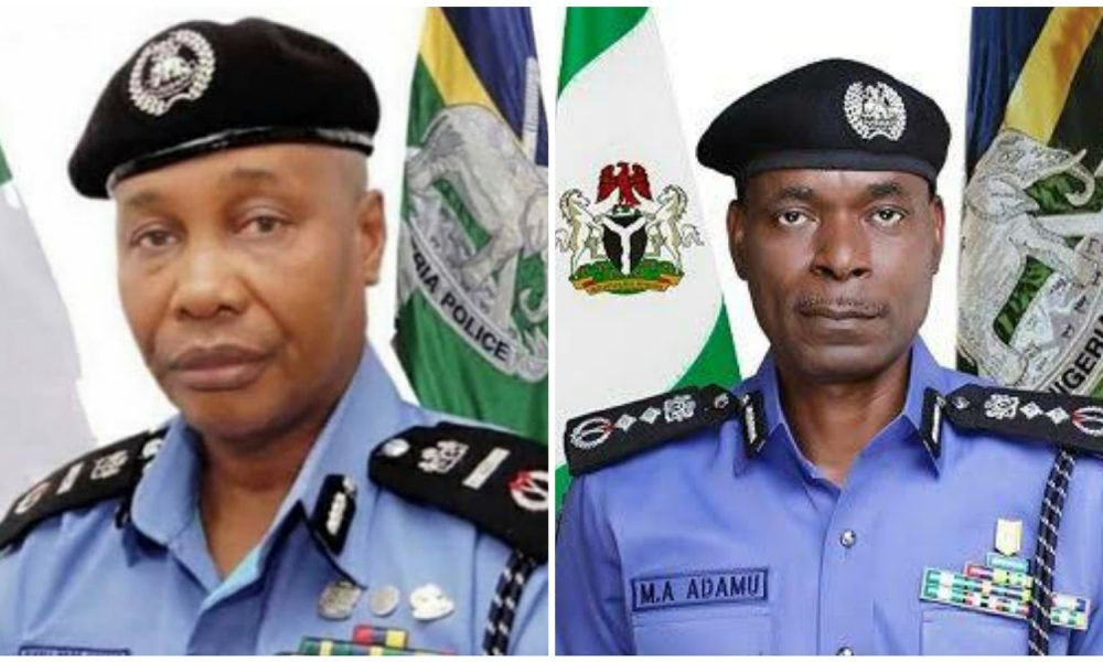 Mixed Reactions As Buhari Fires Adamu, Appoints New IGP