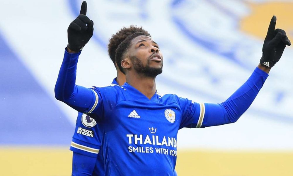 Iheanacho Wants To Continue Playing In Leceister City