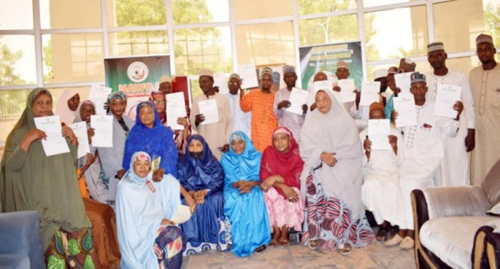 Zamfara Govt Gives 20 Miyetti Allah Members Political Appointments (Photo)
