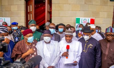 Electronic Transmission Of Election Results Compulsory, PDP Govs Tell NASS